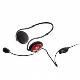 HAMA Headset HS-55 (57193) Farbe Gebrauchsanweisung