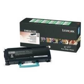 LEXMARK X46x Tonerkassette zurück Programm (X463A11G) schwarz Gebrauchsanweisung