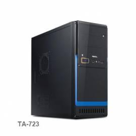 Datasheet Gehäuse ASUS TA-723 (90-PL723AF009 - 630-)