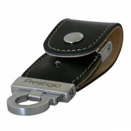 USB-flash-Disk PRESTIGIO Leather 16GB USB 2.0 (PLDF16PLBKT3A) schwarz - Anleitung