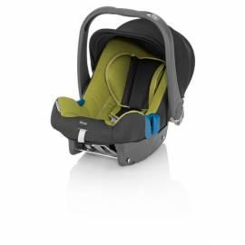 Bedienungshandbuch Auto-Kindersitz Römer BABY-SAFE plus II David 2011
