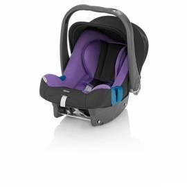 Auto-Kindersitz Ru00c3 MER BABY-SAFE plus II Jasmin 2011 Gebrauchsanweisung