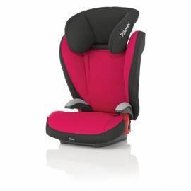 Auto-Kindersitz Römer KID plus Elena 2011 Gebrauchsanweisung