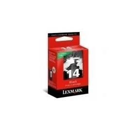 Handbuch für Tinte Refill LEXMARK Nr. 14 (18C2090BR)
