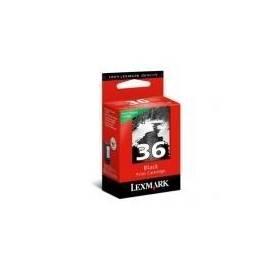 Tinte Refill LEXMARK Nr. 36 (18C2130BR) - Anleitung