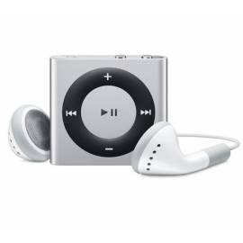 MP3 Player APPLE iPod Shuffle 2GB (4th Gen). (MC584BT/A) Silber - Anleitung