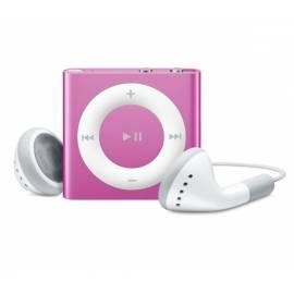 PDF-Handbuch downloadenMP3 Player APPLE iPod Shuffle 2GB (4th Gen). (MC585BT/A)-Rosa