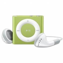 MP3 Player APPLE iPod Shuffle 2GB (4th Gen). (MC750BT/A)-grün