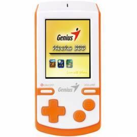 Datasheet Konsolen Sie-Spiel Heeha GENIUS 300 (31690011100)-Orange