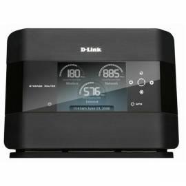 PDF-Handbuch downloadenNetzwerk Prvky ein WLAN D-LINK DIR-685 Wireless N Storage Router + LCD + 4GLAN