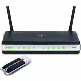 Datasheet Netzwerk-Prvky ein WLAN D-LINK DKT-400 Wireless N Home Router Kit
