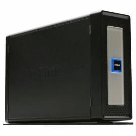 Bedienungsanleitung für Netzwerk D-LINK DNS-313 1 SATA fach schwarz