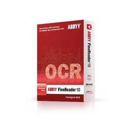 Service Manual Software ABBYY FineReader 10 Professional Edition/Box, CZ (AF10-1S1B01-9xx)