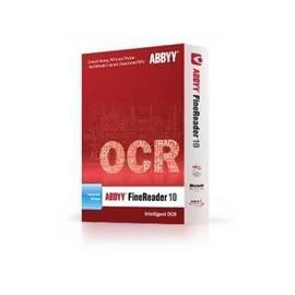 Software ABBYY FineReader 10 Corporate Edition/Box, CZ (AF10-3U1B01-9xx) Bedienungsanleitung