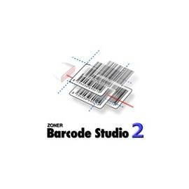 Software ZONER Barcode Studio (ZBS2-21) - Anleitung