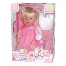 Deutsche Bedienungsanleitung Für Puppe Zapf Chou Chou Mama Pass