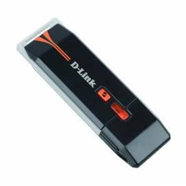 Netzwerk-Prvky ein WLAN D-LINK DWA-125 Wireless 150 USB-Adapter Bedienungsanleitung