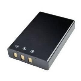 Bedienungshandbuch Batterien für Laptops von TOSHIBA Camileo H30 und X 100 (PX1657E-1BRS)