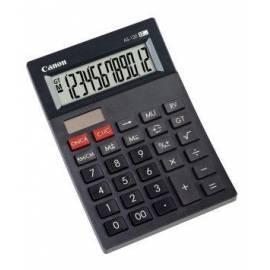Taschenrechner CANON AS-120 (4582B001) - Anleitung