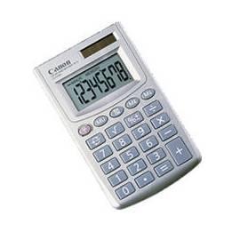 Taschenrechner CANON LS - 270H (5932A016) Gebrauchsanweisung