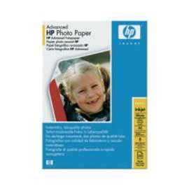 Papiere, Drucker HP Advanced Fotopapier, glänzend, A4, 50 Blatt, 250 g/m (Q8698A) - Anleitung
