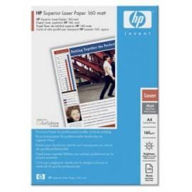 Bedienungsanleitung für Papiere, Drucker HP-Laser-Papier, DIN A4, mat, 150 g, 150 Stück (Q6544A)