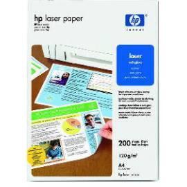 Datasheet Papiere, Drucker HP-Laser-Papier, DIN A4, Semi Matt, 120 g, 200 Stk. (Q6542A)