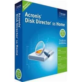 Datasheet Software ACRONICS Disk Director Home 11 CZ (DDUML1CZS)