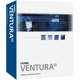Benutzerhandbuch für COREL Ventura 10 Softwareupgrade (DVD-Hülle) (CV10UGINT0)