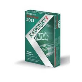 Benutzerhandbuch für Software KASPERSKY Kaspersky Anti-Virus 2011-1 PC 1 Na Rok - Krabice (KL1137XBAFS-CZE)