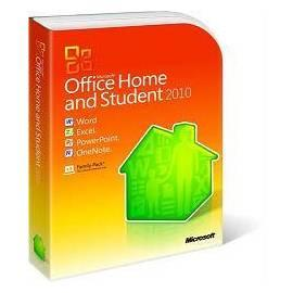 Bedienungsanleitung für Software MICROSOFT Office Home and Student 2010 32-Bit/X 64 Slowakische DVD (79G-01920)