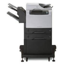PDF-Handbuch downloadenDrucker HP LaserJet M4345xm (CB428A #BCT)