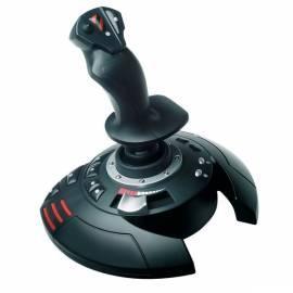 Joystick THRUSTMASTER T-Flight Stick X, pro PC, PS3 (2960694) Bedienungsanleitung