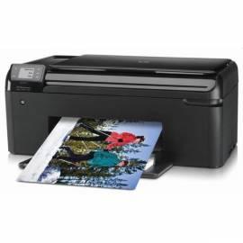 Handbuch für Drucker HP Photosmart All in One (CN255B #BGW)