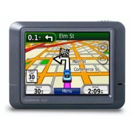 Benutzerhandbuch für Navigationssystem GPS GARMIN Nuvi 275T