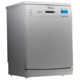 Spülmaschine ARDO DW60ALC Titan Gebrauchsanweisung