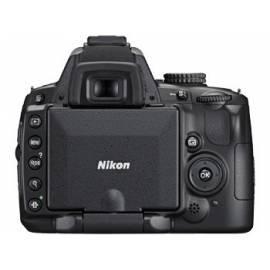 Handbuch für Legen Sie Produkte, NIKON D5000 + 18-55 II AF-S DX schwarz