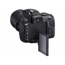 Handbuch für Legen Sie Produkte, NIKON D5000 + 18-105 AF-S DX VR schwarz
