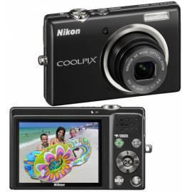 Benutzerhandbuch für Digitalkamera NIKON Coolpix S570 schwarz