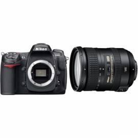 NIKON D300s Produkte Set + 18-200 mm AF-S DX VRII schwarz Gebrauchsanweisung
