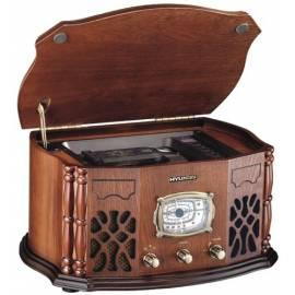 Datasheet Radio mit CD Hyundai RC 506 RETRO