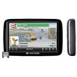 Datasheet Navigation Navigon 2100 max CEE