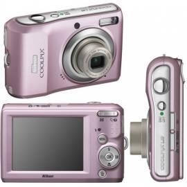 Kamera Nikon Coolpix L19 Pink (rosa) Gebrauchsanweisung
