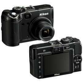 Bedienungshandbuch Kamera Nikon Coolpix P6000