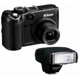 Service Manual NIKON P6000 Produkt Set + SB-400
