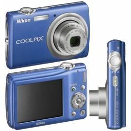 Handbuch für Kamera Nikon Coolpix S220 blau (blau)