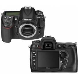 Kamera Zrcad. Nikon D300 Gehäuse Bedienungsanleitung