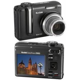 Bedienungshandbuch Kodak EasyShare Z885
