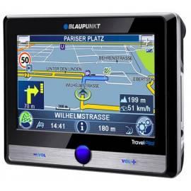 Navigation System GPS BLAUPUNKT TravelPilot DX 500 schwarz Bedienungsanleitung