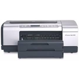 HP Business Inkjet 2800 Drucker schwarz/silber Bedienungsanleitung